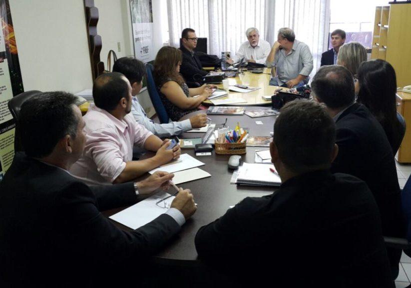 Reunião do FNBF realizada em Brasília. Foto: Assessoria.